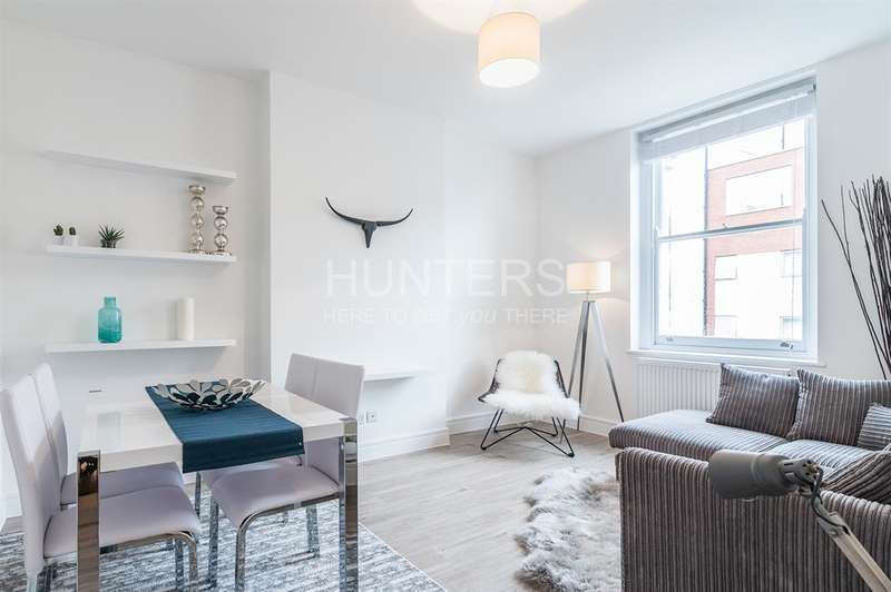 2 Bedrooms Flat for sale in Cleveland Mansions, 44-46 Willesden Lane, London, NW6 7SY
