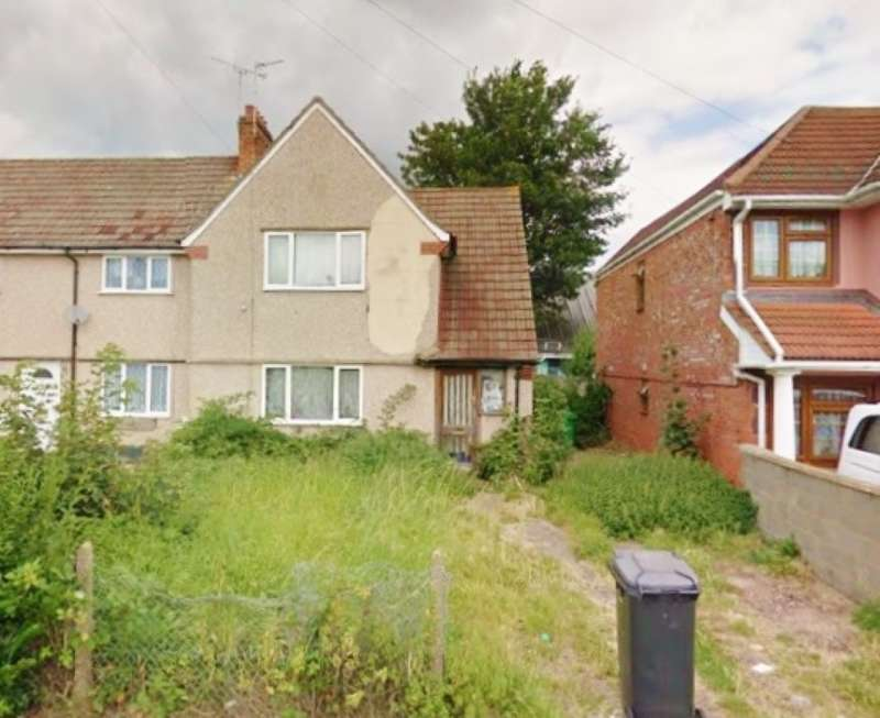 3 Bedrooms End Of Terrace House for sale in Carrington Road, Slough, Berkshire, SL1 3RH