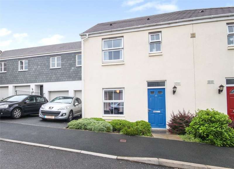 3 Bedrooms Terraced House for sale in Round Ring Gardens, Penryn