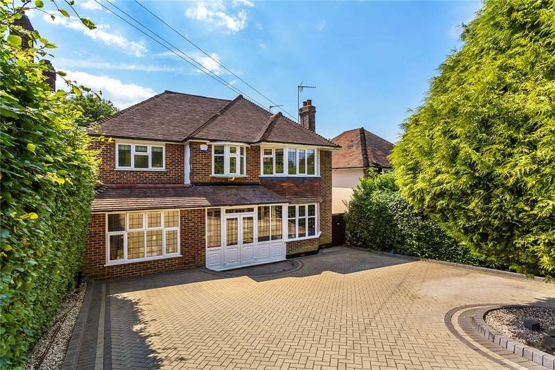 4 Bedrooms Detached House for sale in Coulsdon Road, Coulsdon, CR5