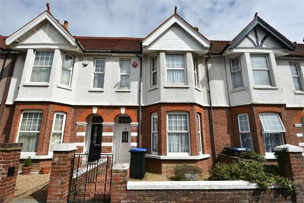 3 Bedrooms Terraced House for sale in Richmond Avenue, Cliftonville, Margate