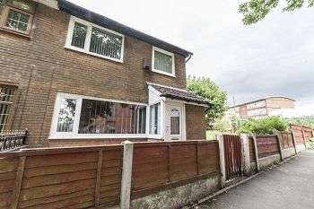 3 Bedrooms End Of Terrace House for sale in Denmark Way, Chadderton, Oldham, OL9