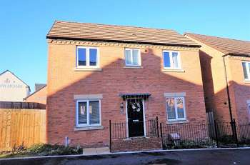 3 Bedrooms Detached House for sale in Lineton Close, Lawley Village, Telford, TF4