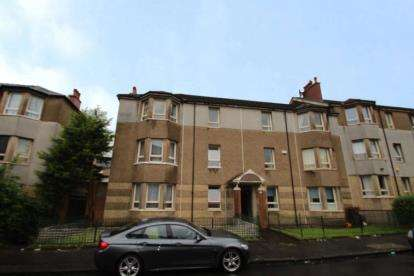 2 Bedrooms Flat for sale in Riccarton Street, Glasgow, Lanarkshire
