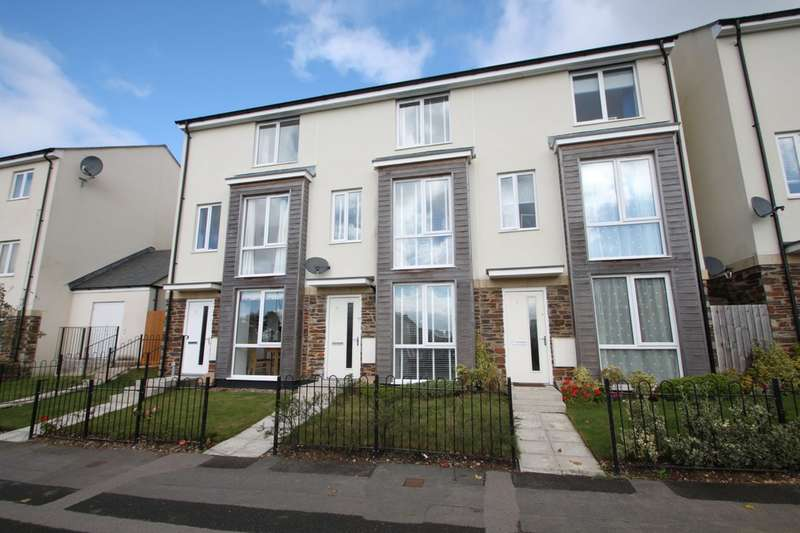 4 Bedrooms Terraced House for sale in Widewell, Plymouth