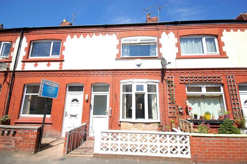 2 Bedrooms Terraced House for sale in Newcastle Avenue, Blackpool