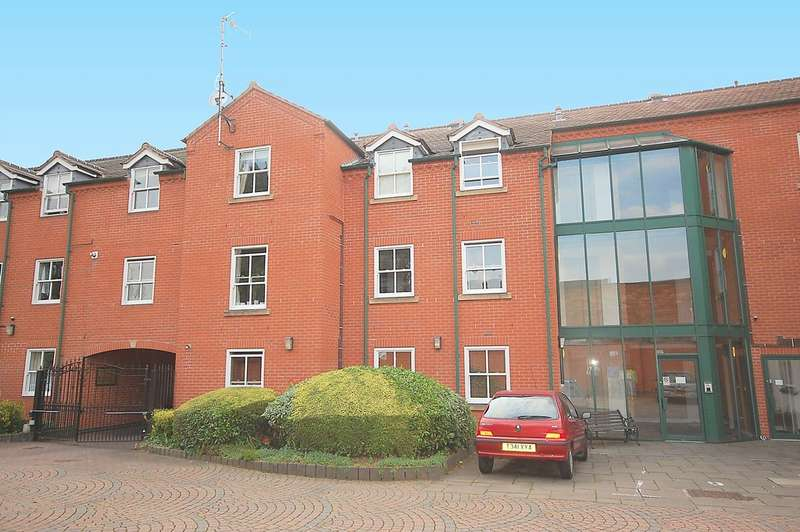 1 Bedroom Flat for sale in Frog Lane, Lichfield