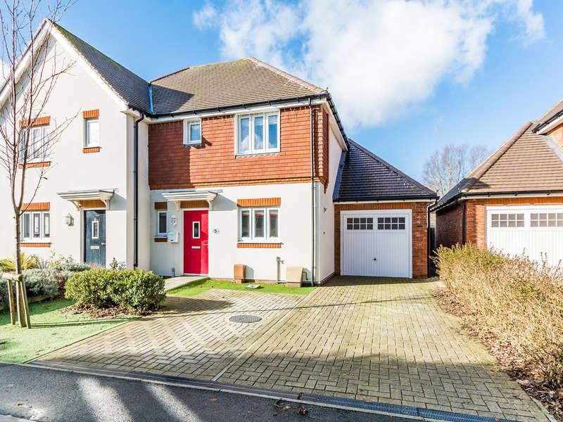 3 Bedrooms Semi Detached House for sale in Murrell Gardens, Barnham