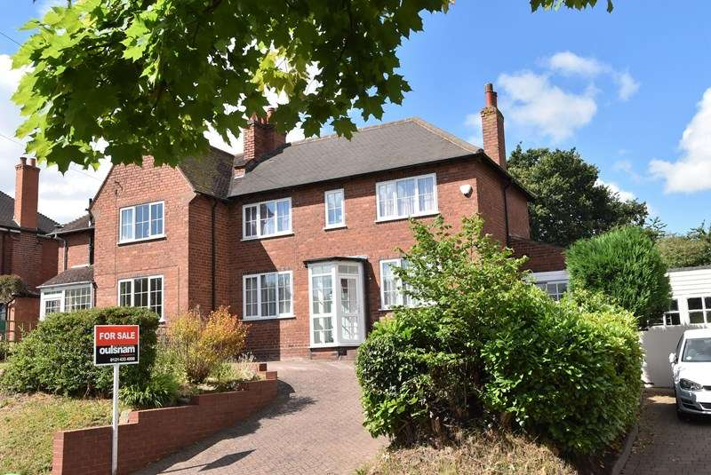 3 Bedrooms Semi Detached House for sale in Cob Lane, Bournville, Birmingham