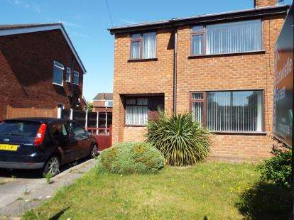 3 Bedrooms Semi Detached House for sale in Osborne Road, Formby, Liverpool, Merseyside, L37
