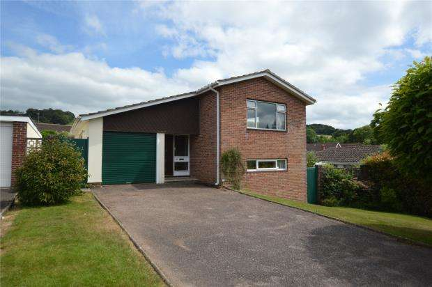 3 Bedrooms Detached House for sale in The Pines, Honiton, Devon