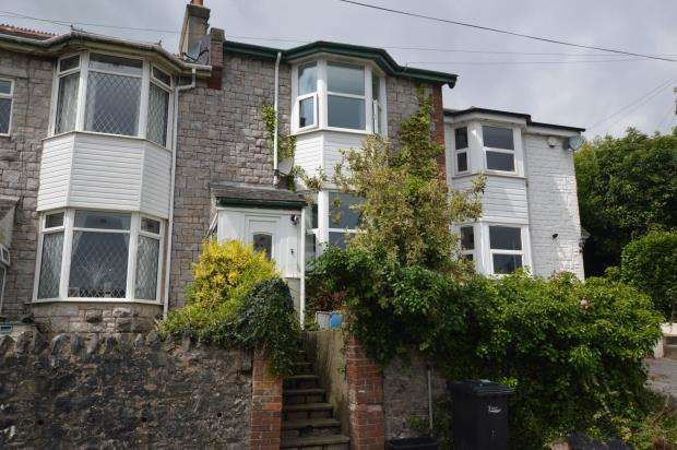 3 Bedrooms Terraced House for sale in Borough Road, St Marychurch, Torquay, Devon