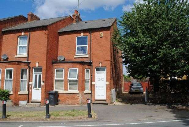 2 Bedrooms End Of Terrace House for sale in Boughton Green Road, Kingsthorpe, Northampton NN2 7SU
