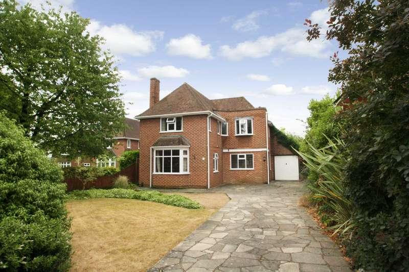 4 Bedrooms Detached House for sale in Betchworth Avenue, Maiden Erlegh