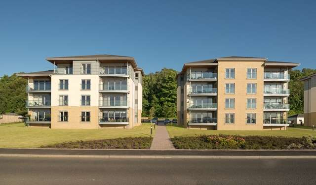2 Bedrooms Apartment Flat for sale in Cloch Road, The Grantocks, Gourouch, Inverclyde PA19 1BQ
