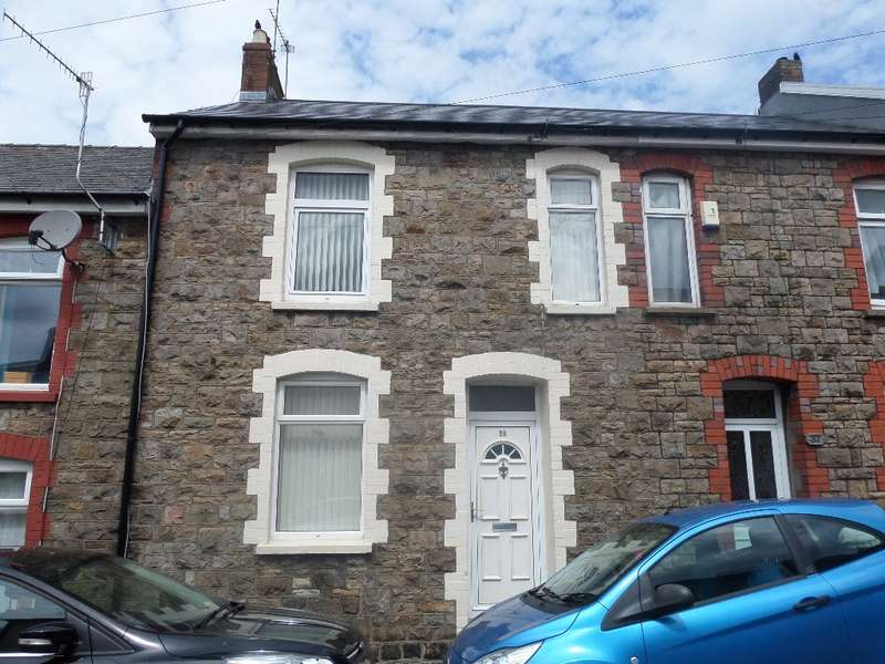 3 Bedrooms Terraced House for sale in Lower Hill Street, Blaenavon, PONTYPOOL, NP4
