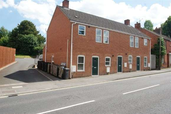 2 Bedrooms End Of Terrace House for sale in New Street, Andover
