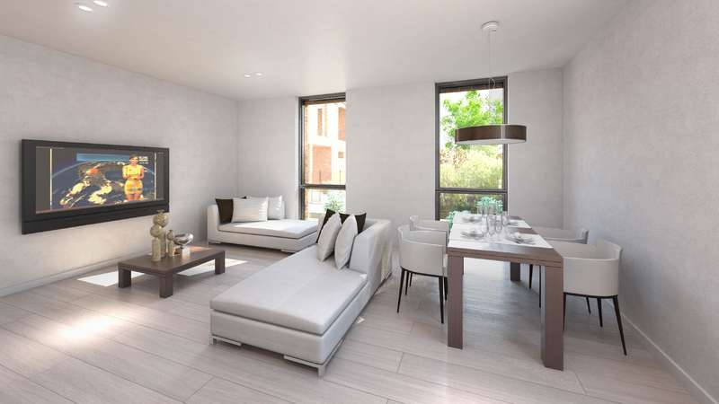 1 Bedroom Flat for sale in Hodford Road, Golders Green