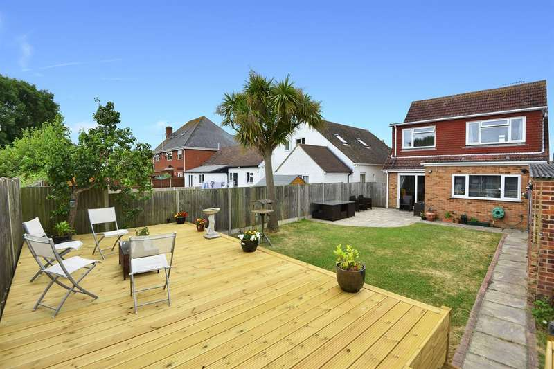 4 Bedrooms Detached House for sale in Arkley Road, Herne Bay
