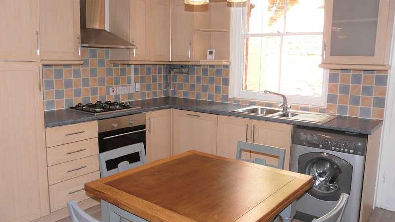 2 Bedrooms Semi Detached House for rent in Edale Lodge, Clumber Road East, NOTTINGHAM