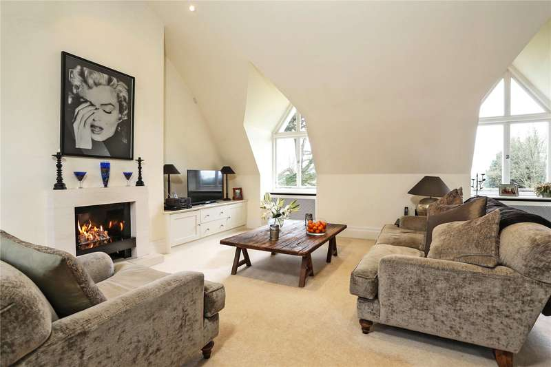 1 Bedroom Flat for sale in Ludshott Manor, Woolmer Lane, Bramshott, Liphook, Hampshire, GU30