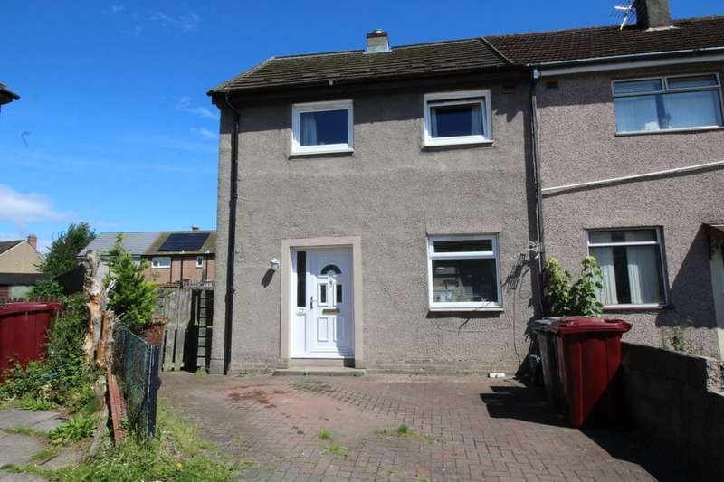 2 Bedrooms Semi Detached House for sale in Finmore Place, Dundee, DD4