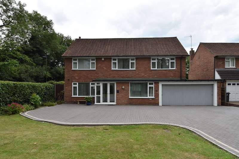 4 Bedrooms Detached House for sale in Hole Lane, Northfield, BOURNVILLE VILLAGE TRUST