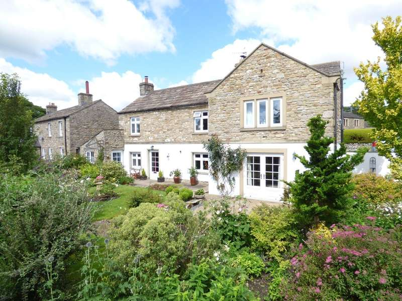 4 Bedrooms Detached House for sale in Rook Cottage, Redmire