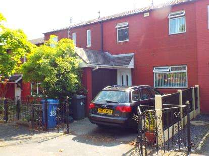 3 Bedrooms Terraced House for sale in The Uplands, Palacefields, Runcorn, Cheshire, WA7