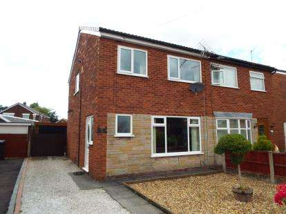 3 Bedrooms Semi Detached House for sale in Rydal Avenue, Walton-Le-Dale, Preston, Lancashire