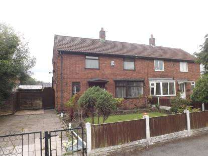 2 Bedrooms Semi Detached House for sale in Cherry Tree Road, Lowton, Warrington, Cheshire