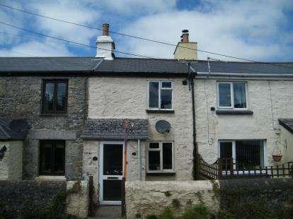 1 Bedroom Terraced House for sale in St. Cleer, Liskeard, Cornwall