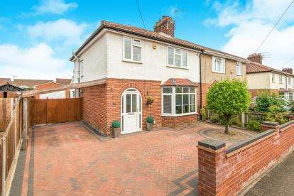 3 Bedrooms Semi Detached House for sale in Hellesdon, Norwich, Norfolk