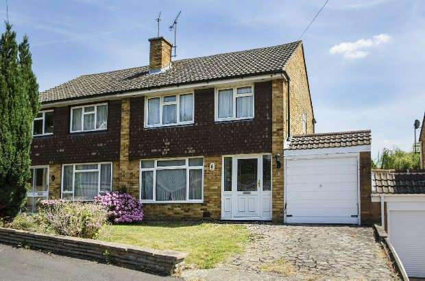 3 Bedrooms Semi Detached House for sale in Trelleck Road, Reading