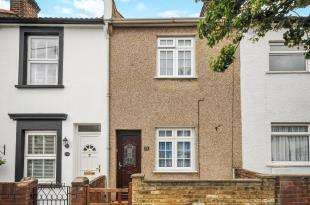 2 Bedrooms Terraced House for sale in Bynes Road, South Croydon, .