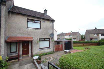 2 Bedrooms End Of Terrace House for sale in Braehead Road, Paisley