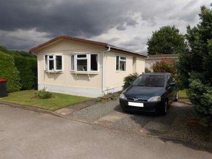 2 Bedrooms Mobile Home for sale in Miners Walk, Wood End, Atherstone, Warwickshire