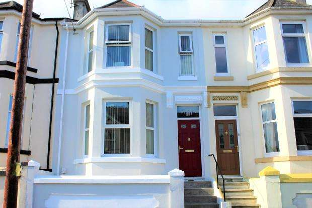 3 Bedrooms Terraced House for sale in Moorland Avenue, Plymouth, Devon