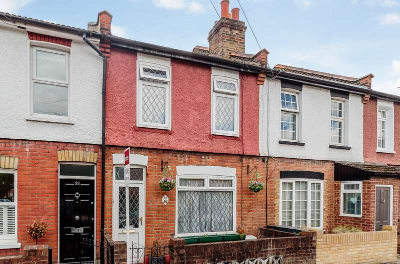 2 Bedrooms Terraced House for sale in Teddington