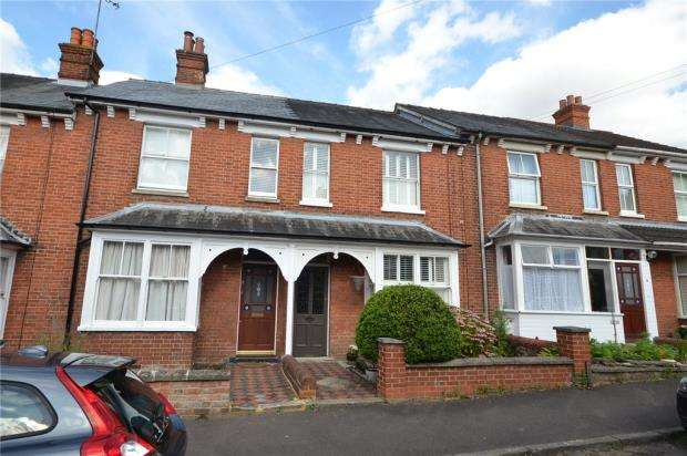 4 Bedrooms Terraced House for sale in Alexandra Road, Basingstoke, Hampshire