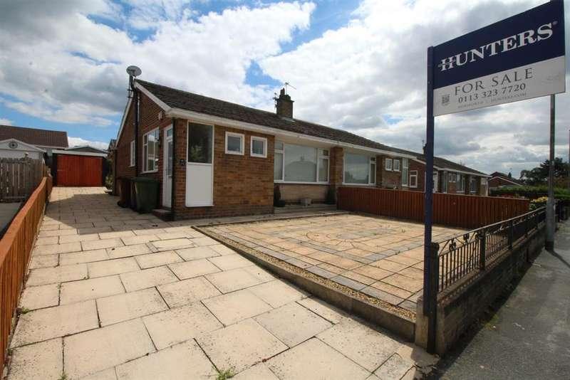 2 Bedrooms Semi Detached Bungalow for sale in Green Lane, Cookridge, LS16
