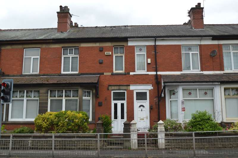 4 Bedrooms Terraced House for sale in Bury New Road, Whitefield, Manchester, M45