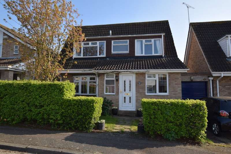 4 Bedrooms Detached House for sale in Matfield Close, Chelmsford, Essex, CM1