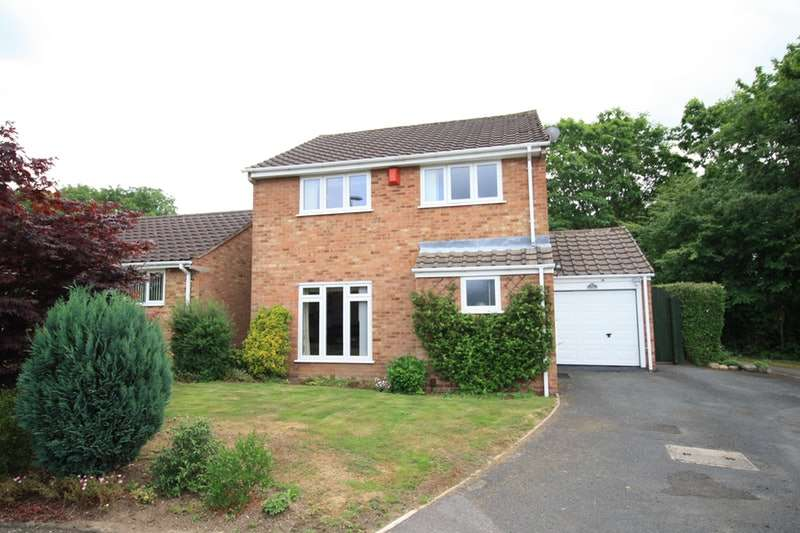 4 Bedrooms Detached House for sale in The Pippins, Telford, Shropshire, TF3