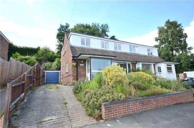 4 Bedrooms Semi Detached House for sale in Harts Leap Close, Sandhurst, Berkshire