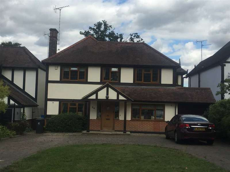 5 Bedrooms Detached House for rent in Forest Lane, Chigwell