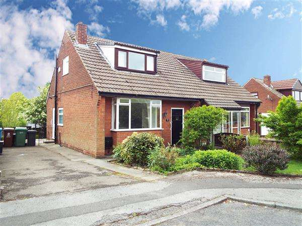 2 Bedrooms Bungalow for sale in Haggate Cresent, Royton