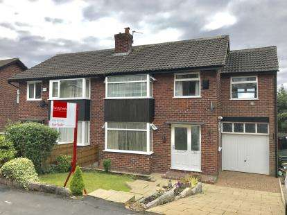 4 Bedrooms Semi Detached House for sale in Broadhill Road, Stalybridge, Greater Manchester
