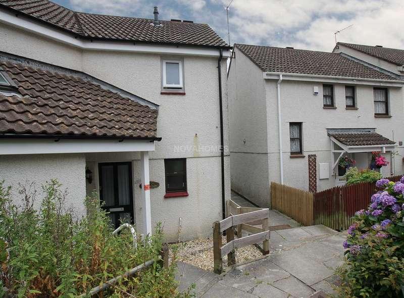 1 Bedroom Maisonette Flat for sale in Middleton Walk, Ernesettle, PL5 2DF