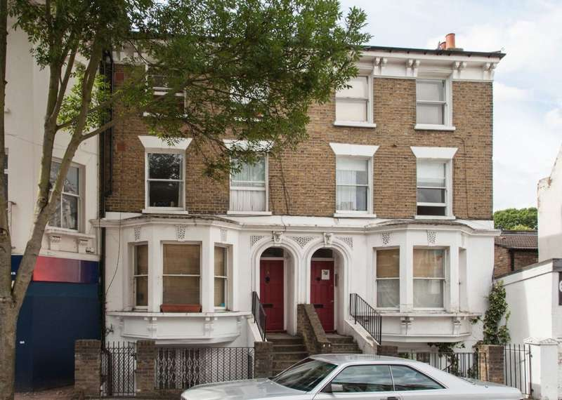 2 Bedrooms Flat for sale in Railton Road, London, SE24
